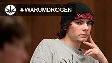 Brandon Scott gibt einen Drogen-Workshop in Kalifornien. Der 19-jährige war heroinabhängig und schaffte es aus der Sucht.
