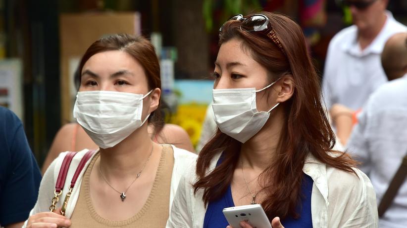Wissen, Mers, Mers, Epidemie, Krankenhaus, Südkorea, Virus