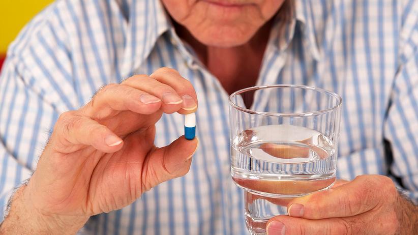 Senioren: Im Alter siegt die Sucht