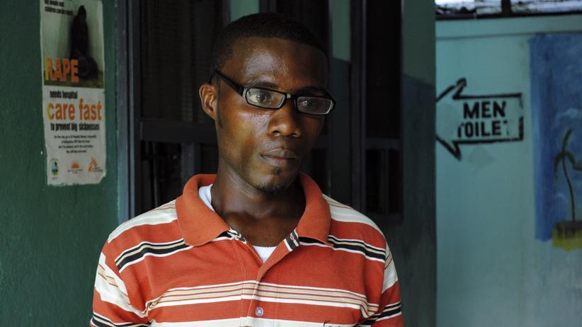 Post-Ebola-Syndrom: In den Augen wimmelt es noch immer von Viren