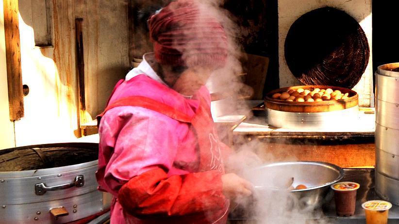 Wissen, Luftverschmutzung, Luftverschmutzung, Gesundheitsrisiko, Herzinfarkt, Feinstaub, Abgas, Landwirtschaft