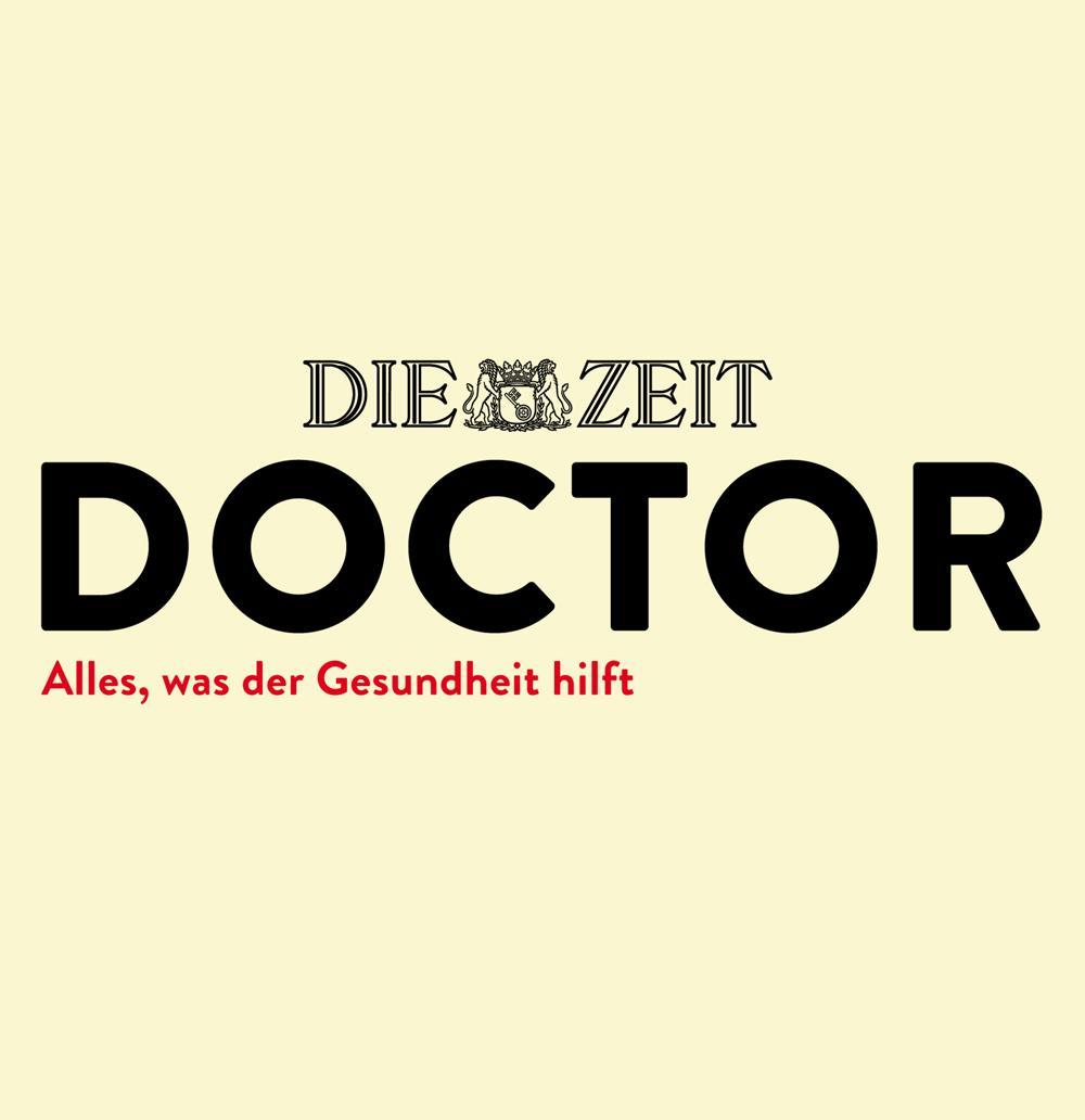 Dieser Text gehört zu ZEIT Doctor – dem neuen Ratgeber, der hilft, gesund zu bleiben.