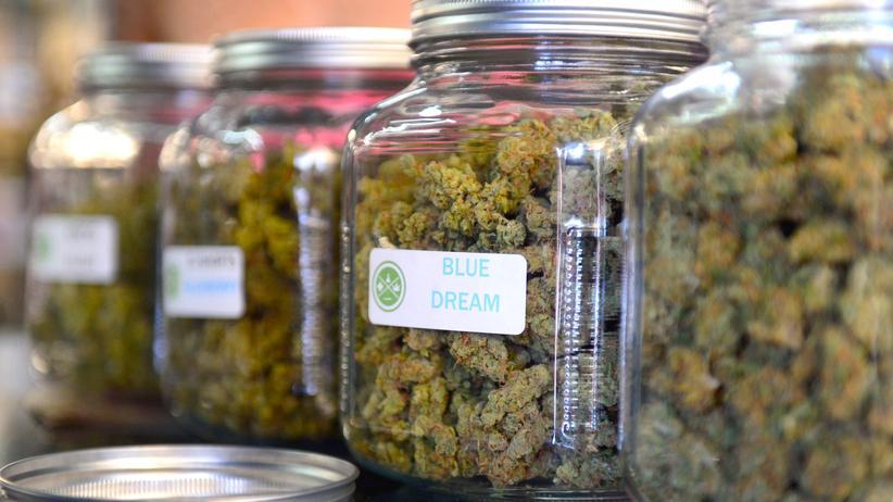 Drogen: Medizinisches Marihuana, legal hergestellt in Los Angeles