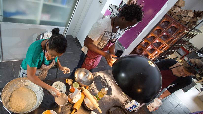 Hobby: Nicht nur für unseren Autor ist Kochen eine willkomene Abwechslung.
