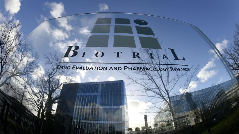 Biotrial in Rennes