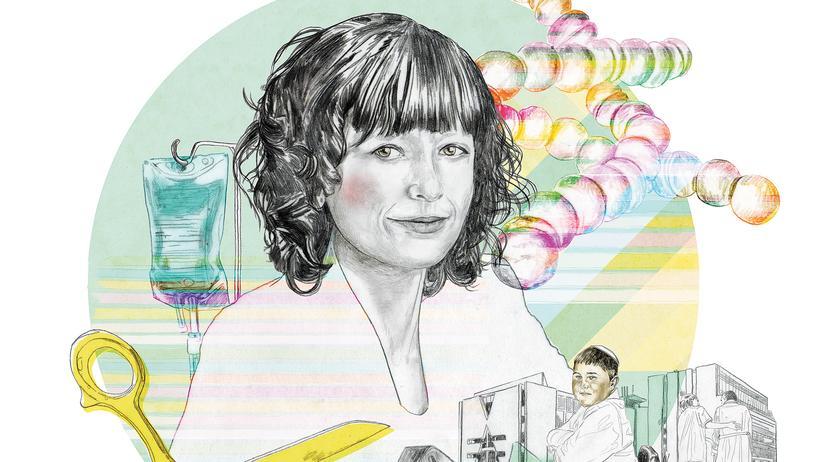 Emmanuelle Charpentier: Nimmt der Mensch die Evolution bald selbst in die Hand?
