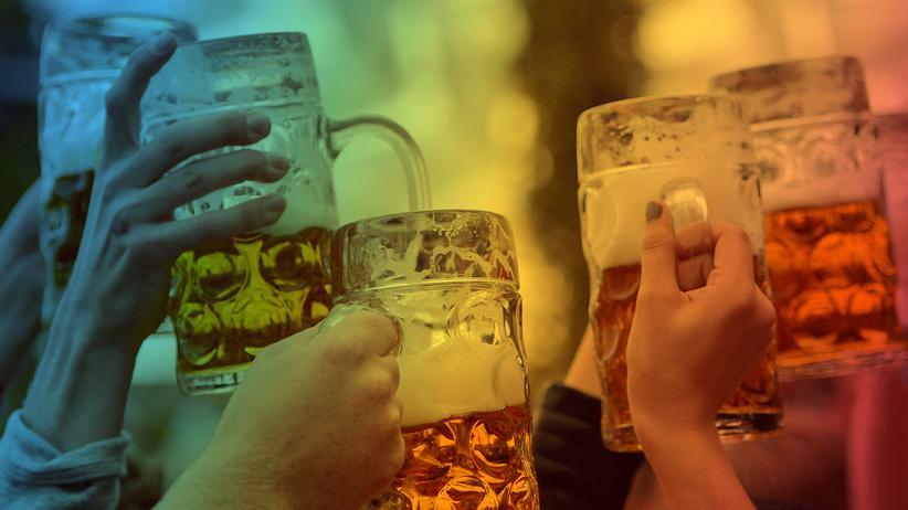 Alkoholismus: Ein Königreich für kein Bier