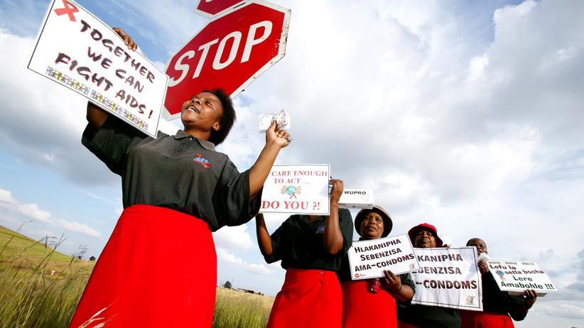 Welt-Aids-Konferenz: Unwissen macht HI-Virus mächtig