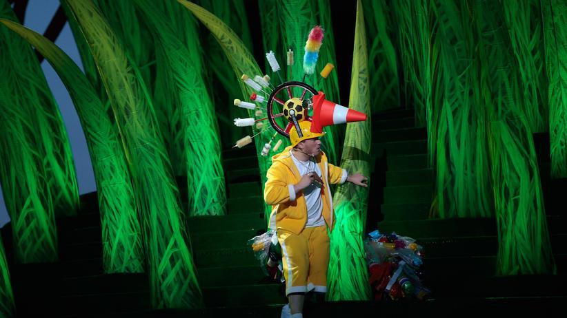 Papageno Oper Zauberflöte Bregenz