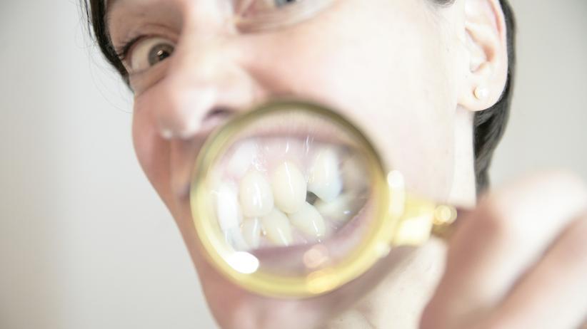 zahnarzt, zahnseide