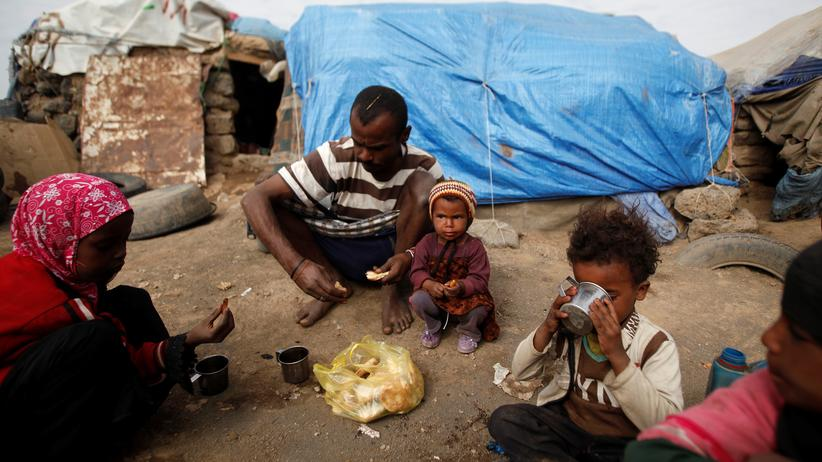 Jemen: Die schlechte Versorgungssituation im Jemen erhöht die Gefahr einer Cholera-Infektion. (Archivbild)