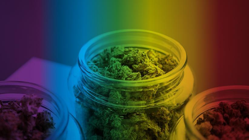 Cannabis-Legalisierung: Wer Cannabis in Deutschland als Genussmittel besitzt und sogar damit handelt, macht sich strafbar. Kranke dürfen es in Ausnahmefällen aber konsumieren.