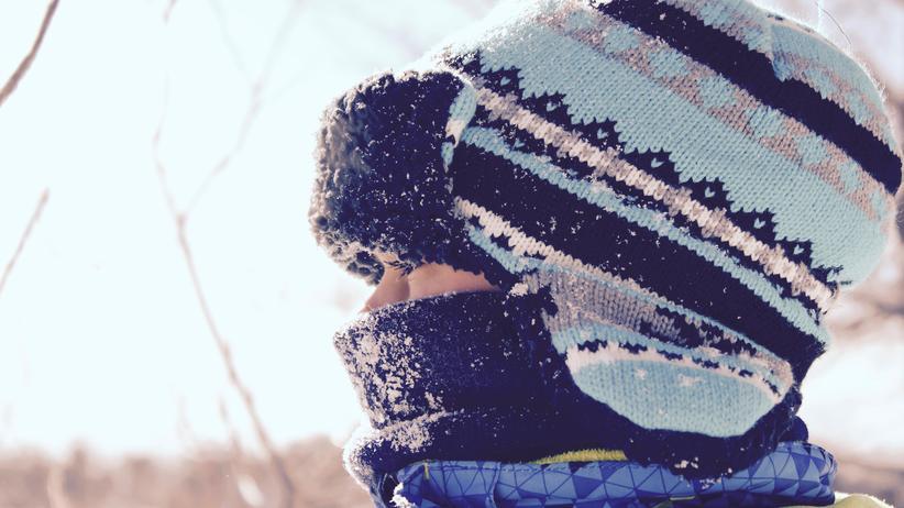 Gesundheit Familie Erkältung Winter
