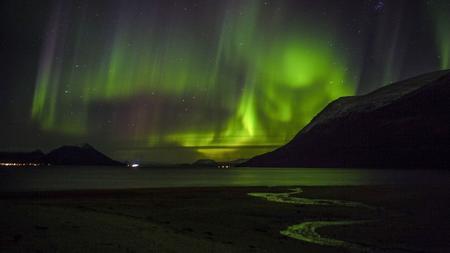 Polarnacht Wenn Die Sonne Nicht Mehr Aufgeht Zeit Online