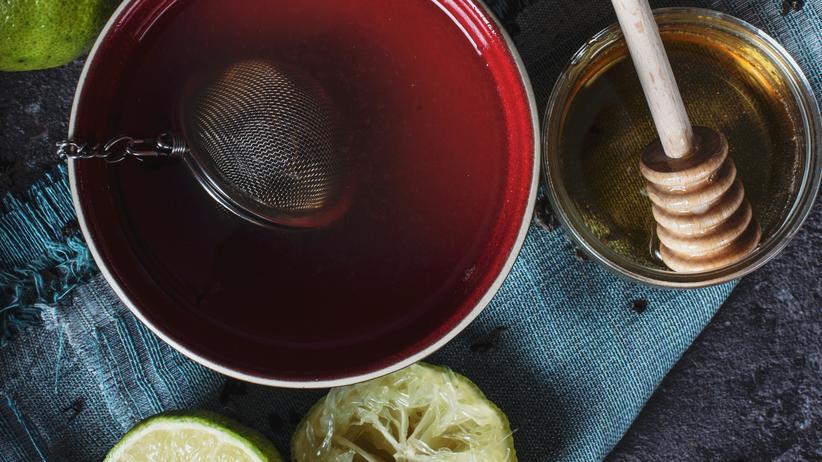 Erkältung: Lindert Kirschsaft Fieber?