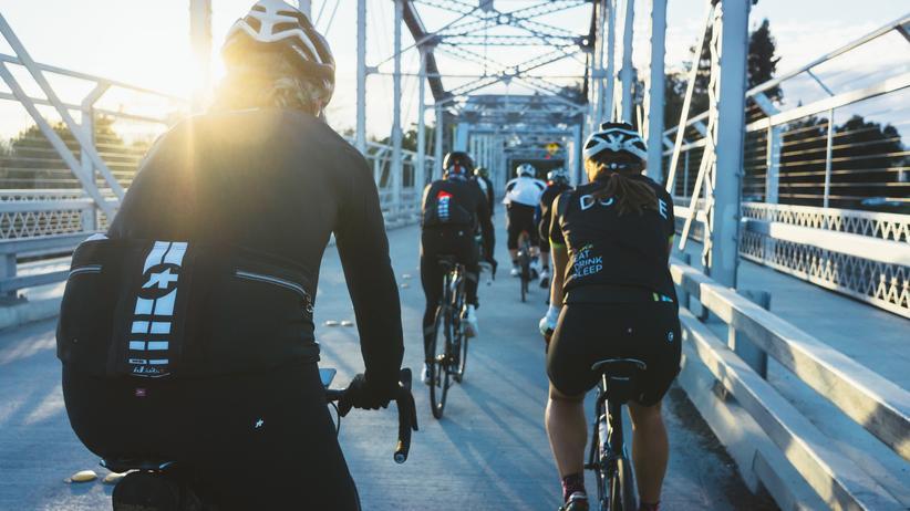Training Körper Sport Fahrradfahren