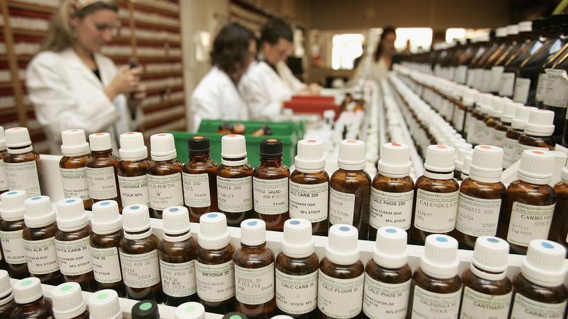 Homöopathie Globuli Medizin Krankenkassen Wirkung