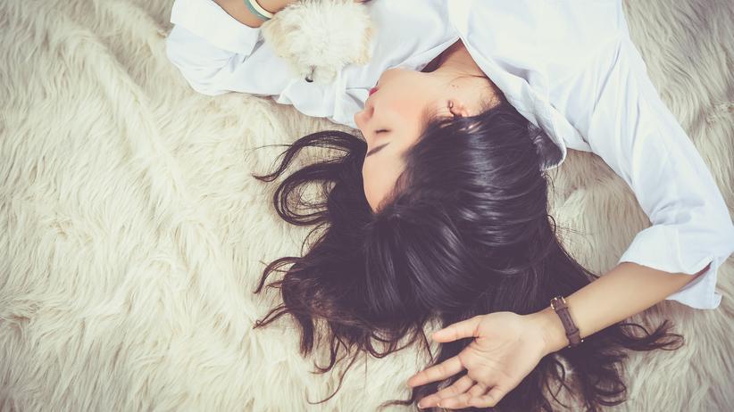 Schlafen: Jetzt ein Nickerchen …