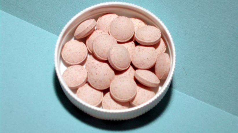 Antobiotika Pillen