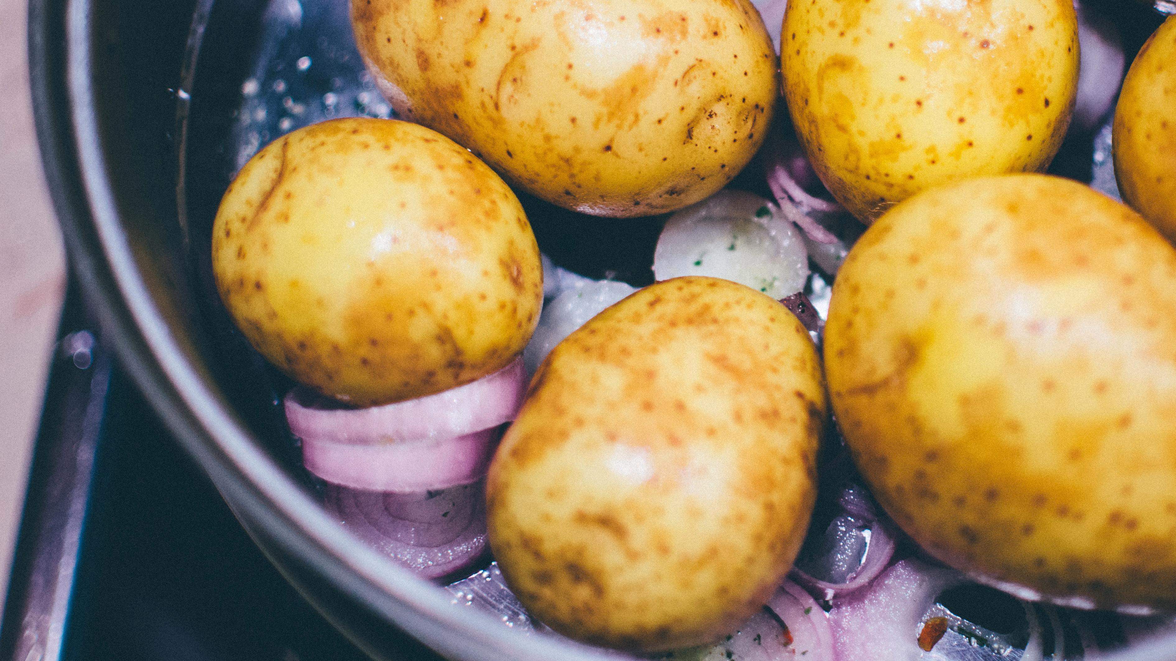 Low-Carb wird überbewertet – esst mehr Kartoffeln!