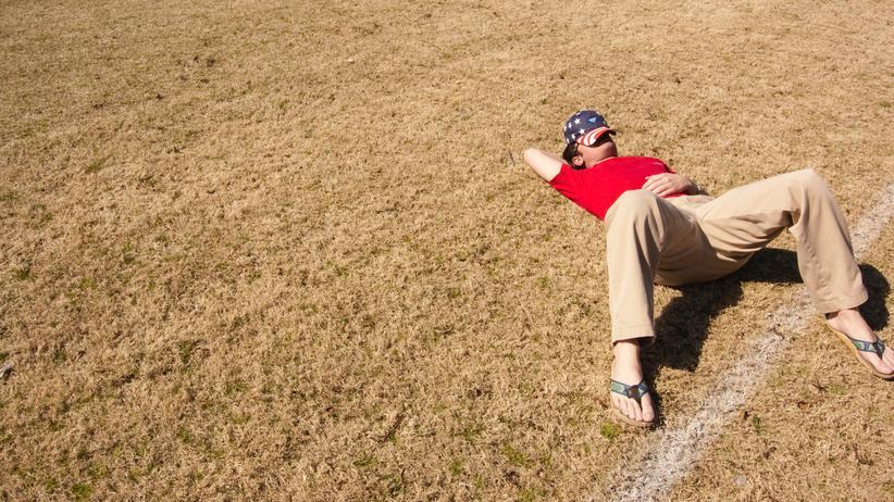 Schlaf: Abschalten von der Arbeit erfordert Zeit, und zwar am Stück.