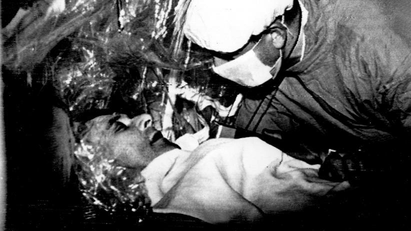 Christiaan Barnard Herztransplantation Südafrika Patient