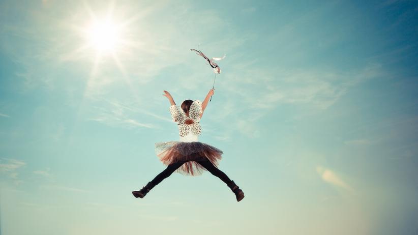 Luzide Träume Schlaf Klartraeume Traumforschung Erinnerung Fliegen
