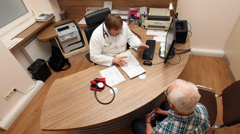 Gebrauchsanweisung für Ihren Arzt