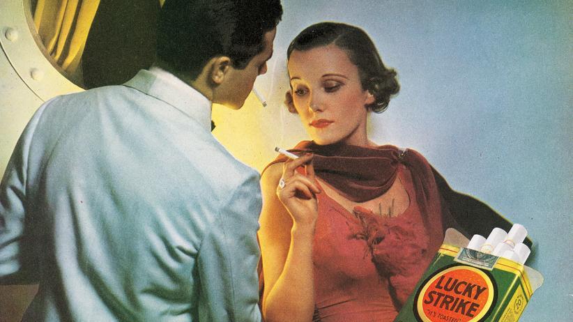 """Historische Tabakwerbung: Kippen, Drinks – und alle so: """"Yeah!"""""""