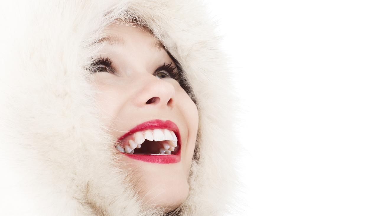 Schönes Lächeln Weiße Zähne Sind Statussymbole Zeit Online