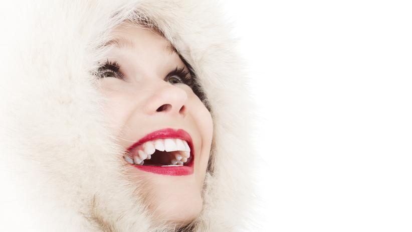 Zähne: Lächeln bis zum Kloschüsselweiß