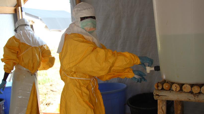Kongo: Offenbar erster Todesfall nach Ebola-Ausbruch