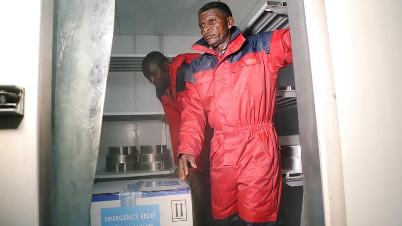 Kongo: Weitere Ebola-Fälle in Millionenstadt Mbandaka