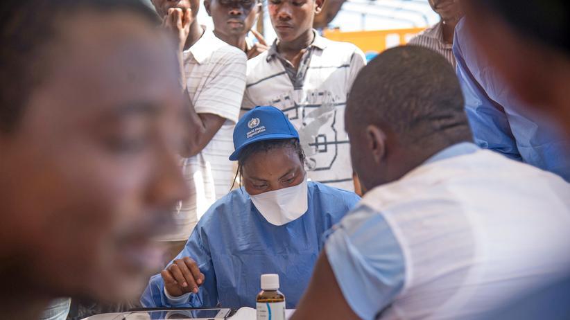 Kongo: 28 Fälle des Ebola-Virus bestätigt