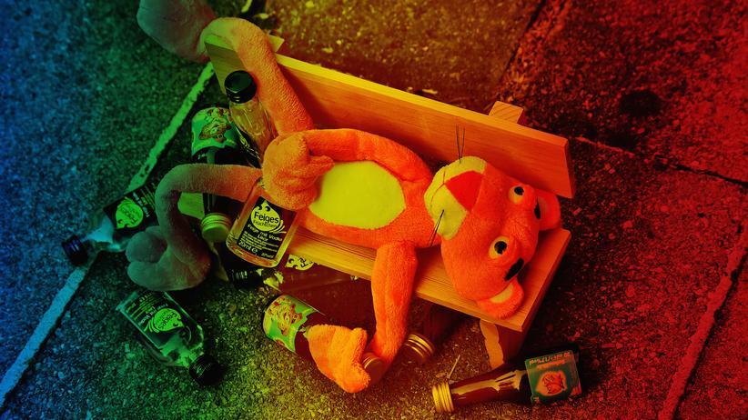 Trinken in der Öffentlichkeit: Alkohol ist die beliebteste Droge und diejenige, die wohl am gefährlichsten ist.