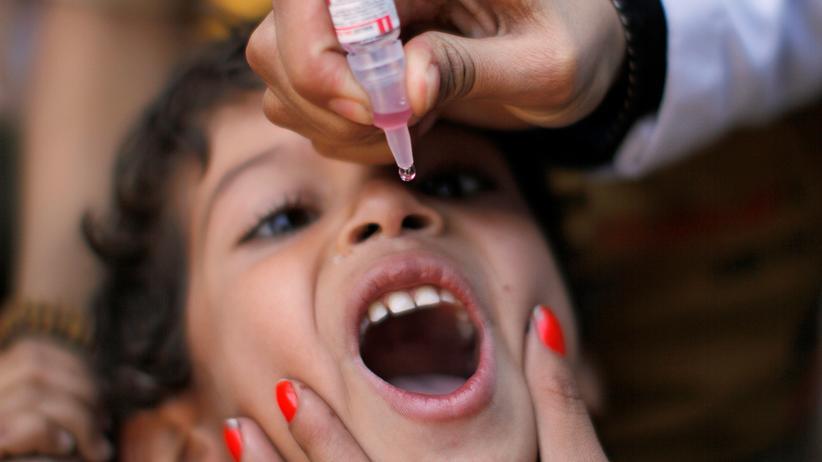Virus: Polio-Ausbruch auf Papua-Neuguinea bestätigt