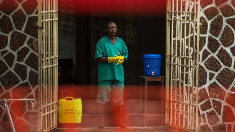 Kongo: Neuer Ebola-Ausbruch in der Region Kivu