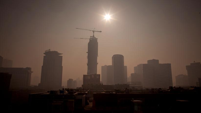 """Klima: """"Ich dachte, Grau sei die natürliche Farbe des Himmels"""""""