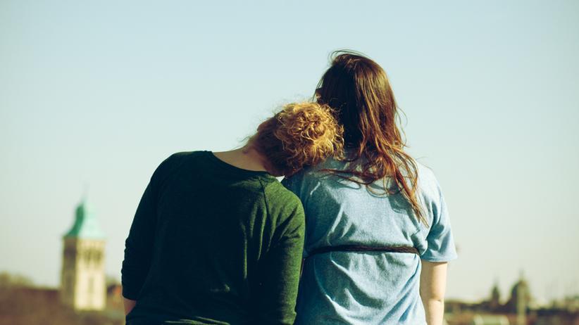 Psychisch kranke Menschen: Die starke Schulter, der Fels in der Brandung