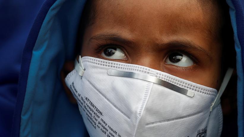 Luftverschmutzung: Die Luft dieser Welt ist zu schmutzig für Kinderlungen
