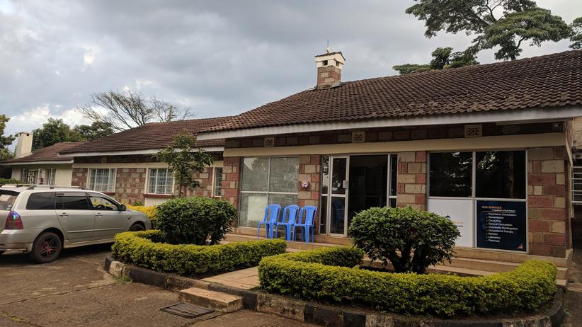 Kenya: Not luxurious, but humane: The Lighthouse Hospital