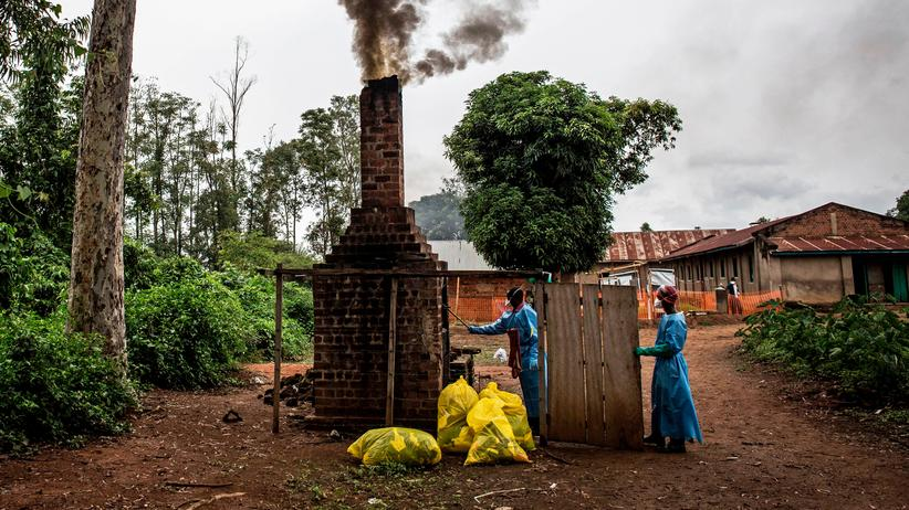 Demokratische Republik Kongo: Bereits mehr als 200 Ebola-Tote