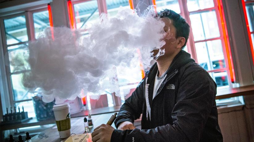 US-Regierung: USA wollen Verkauf von E-Zigaretten eindämmen