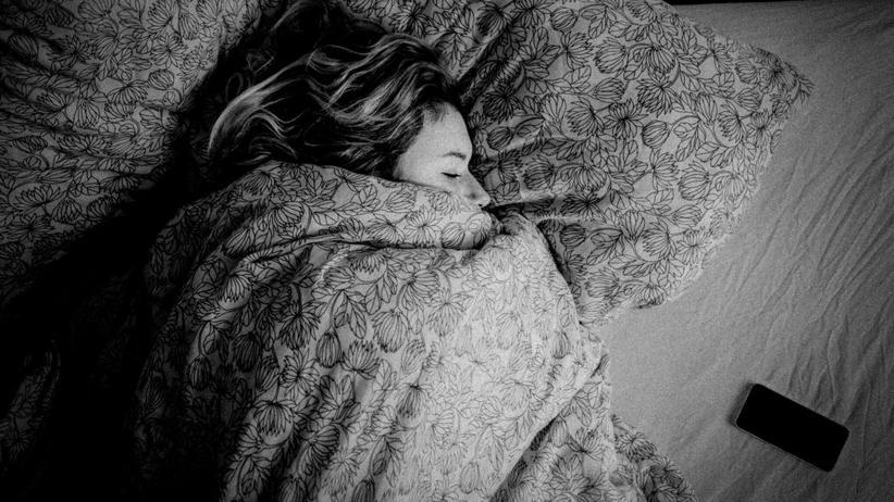 Psychische Gesundheit: Diese App hilft mir nicht beim Einschlafen