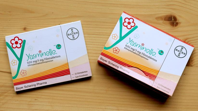 Pille Yasminelle: Die Antibabypille Yasminelle