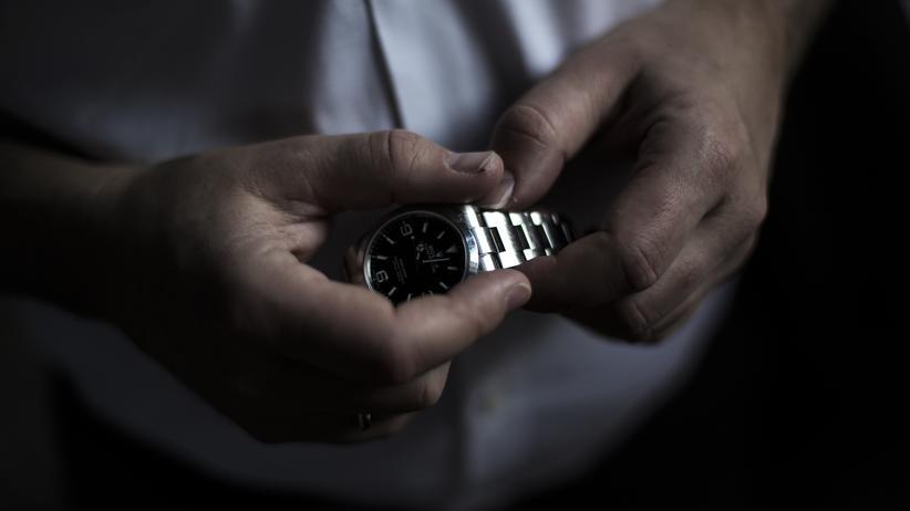 """Todesangst: """"Ich probierte Midlife Crisis-Sachen aus, kaufte eine sündhaft teure Uhr, die mir heute peinlich ist."""""""