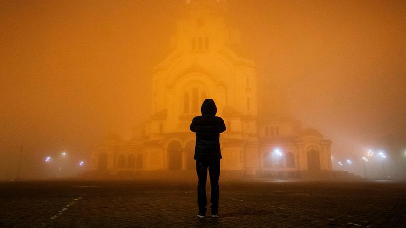 Umweltverschmutzung: Verschmutzte Luft gefährdet die Gesundheit besonders stark.