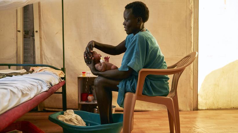Vereinte Nationen: Jedes vierte Krankenhaus weltweit hat keinen Wasseranschluss