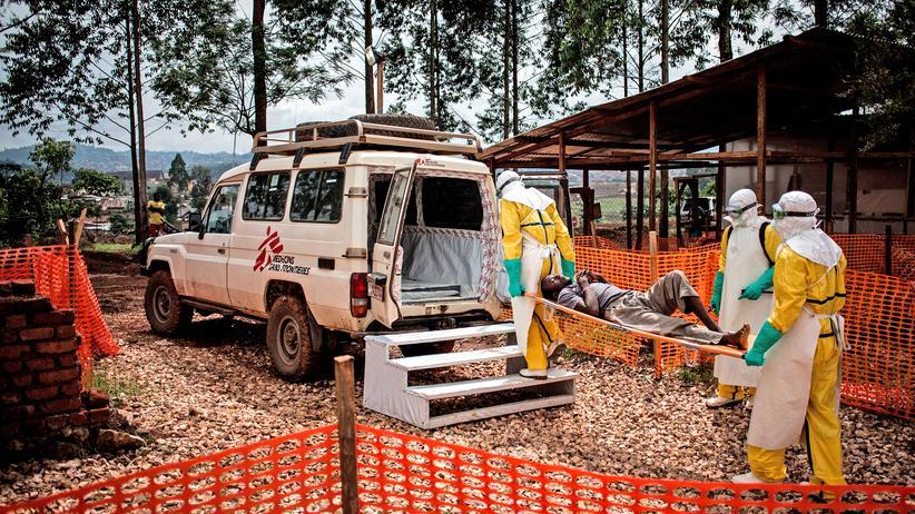 Kongo: Zahl der Ebola-Fälle seit Ende März um fast 50 Prozent gestiegen