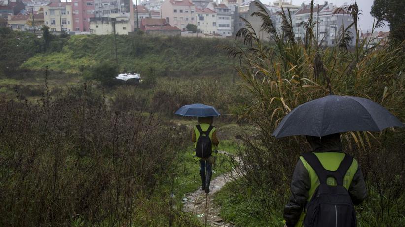 """Drogenpolitik: """"Manchmal sterben die Menschen leider, bevor ihr Moment kommt"""", sagt Rui Coelho, der selbst früher drogenabhängig war."""